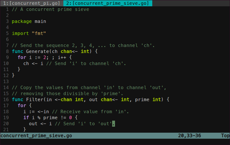 Vim Paper Color Theme Coder Downtime